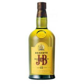 J&B 15 Years