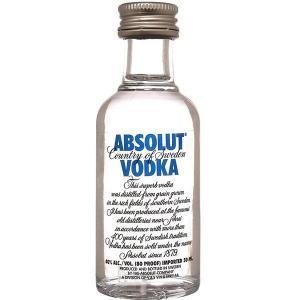 Mini Mini Vodka Absolut