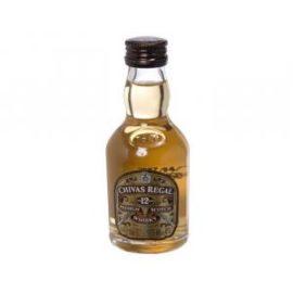 Mini Whisky Chivas regal 12 Años 4cl