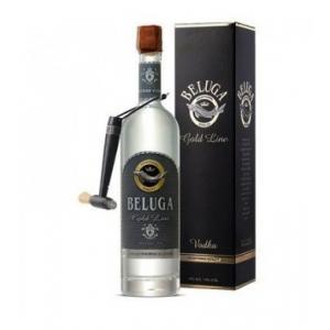 Vodka Beluga Gold