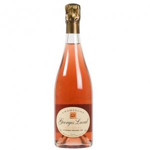 George Laval Cumières Rosé Brut Nature Champagne Premier Cru